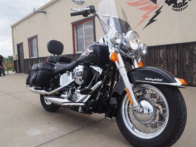 2017 Harley-Davidson Softail Heritage Softail Classic at Loess Hills Harley-Davidson