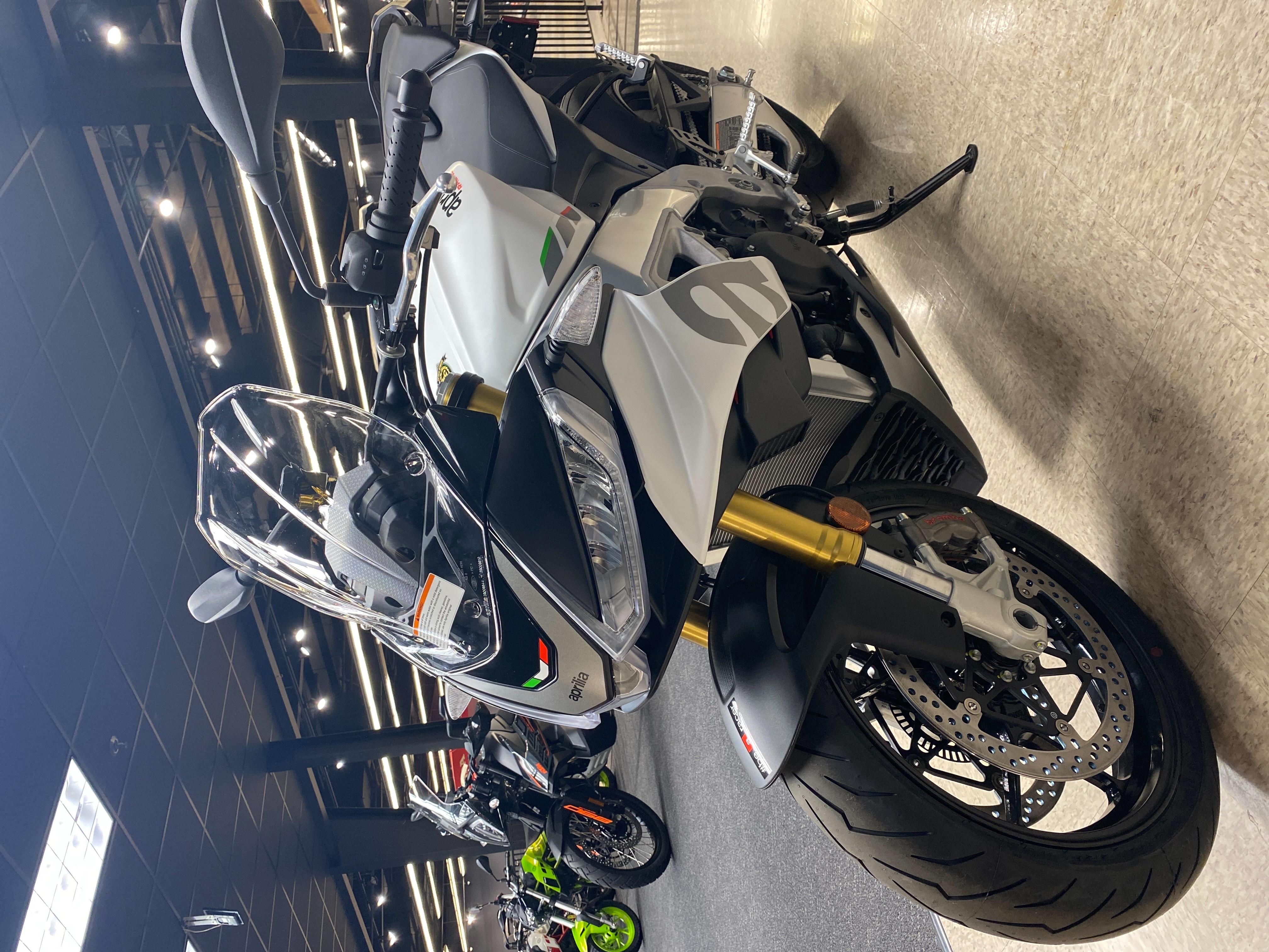 2021 Aprilia Tuono V4 1100 at Sloans Motorcycle ATV, Murfreesboro, TN, 37129
