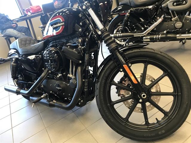 2020 Harley-Davidson Sportster Iron 1200 at Rooster's Harley Davidson