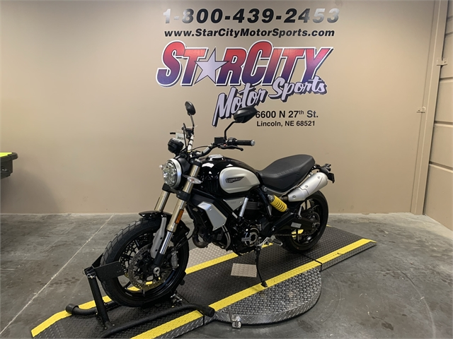 2018 Ducati Scrambler 1100 at Star City Motor Sports