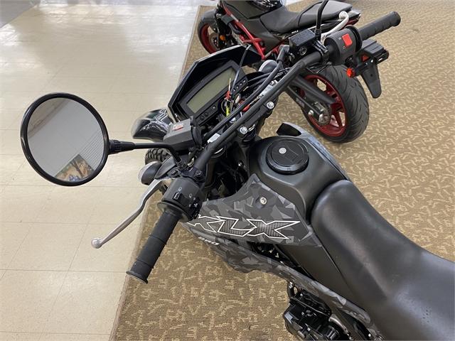 2020 Kawasaki KLX 250 Camo at Columbia Powersports Supercenter