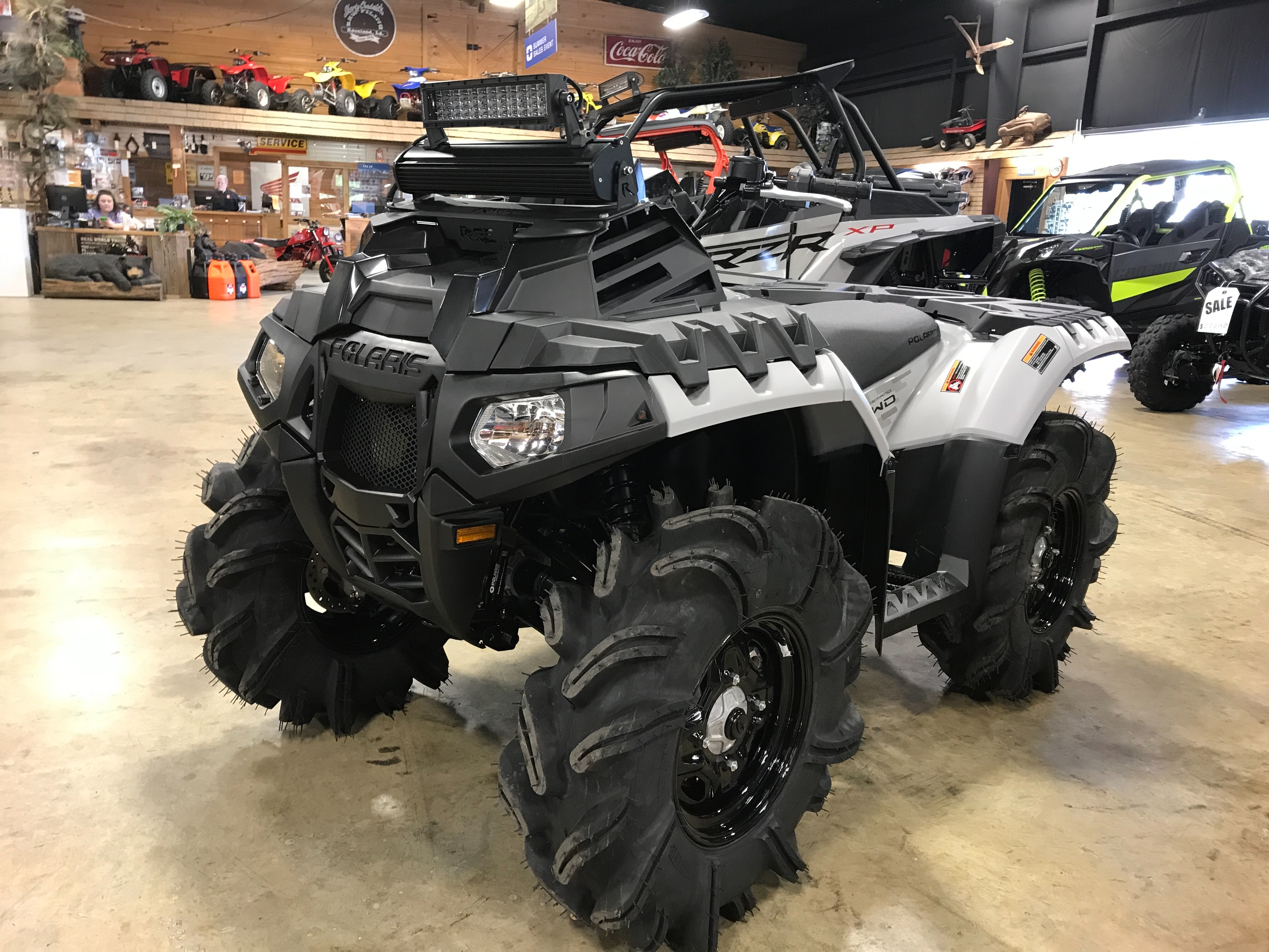 2021 POLARIS 850 HL High Lifter Edition at ATV Zone, LLC