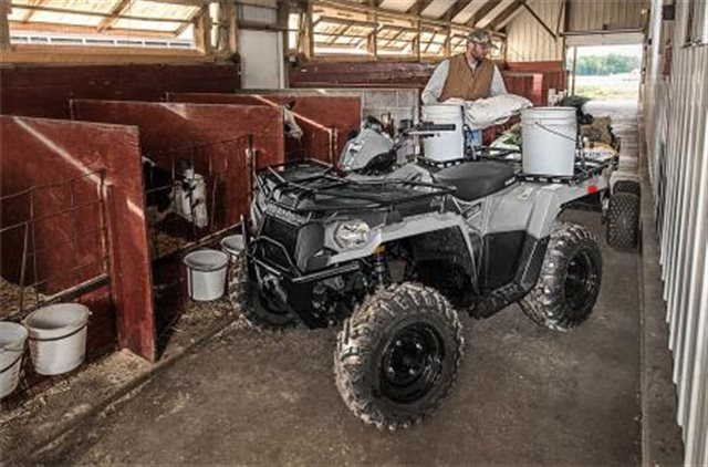 2019 Polaris Sportsman 450 HO EPS at Pete's Cycle Co., Severna Park, MD 21146