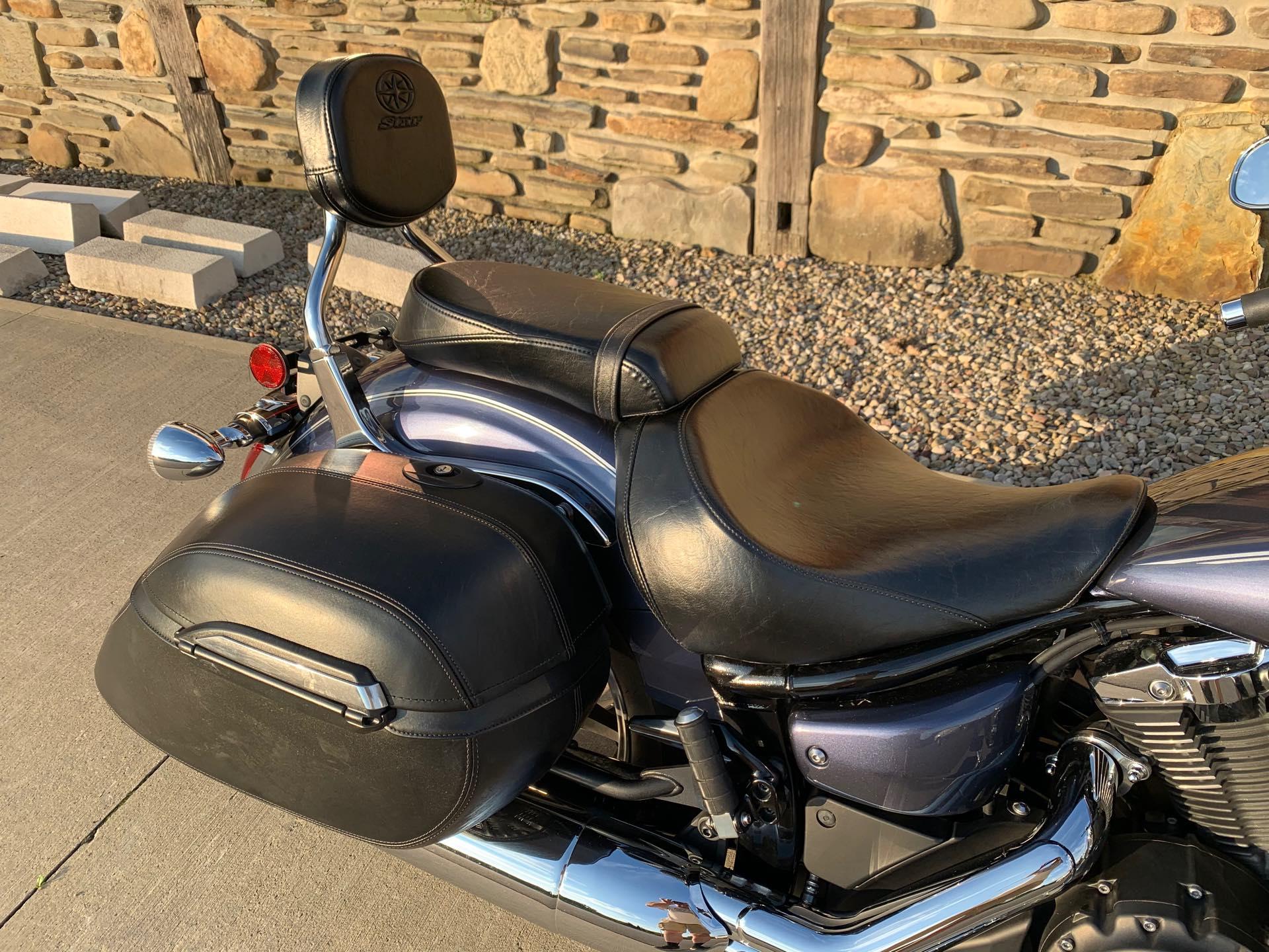 2015 Yamaha V Star 1300 Tourer at Arkport Cycles