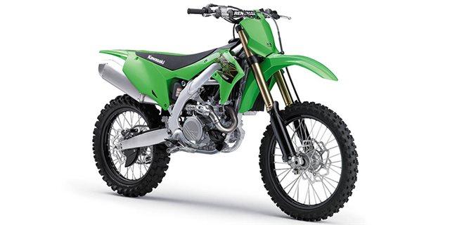 2022 Kawasaki KX 450 at Wild West Motoplex