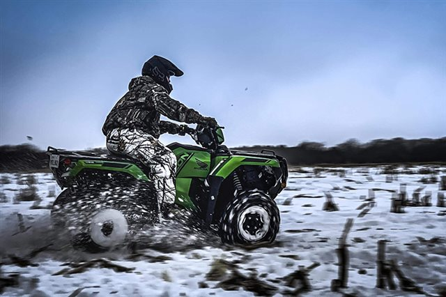 2021 Honda FourTrax Foreman Rubicon 4x4 Automatic DCT at Extreme Powersports Inc