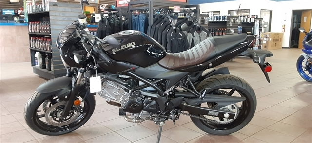 2020 Suzuki SV650XAMO SV650XAMO at Santa Fe Motor Sports