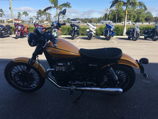 2017 Moto Guzzi V9 Roamer at Fort Myers