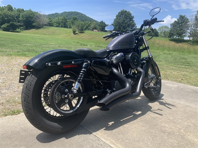 2015 Harley-Davidson Sportster Forty-Eight at Harley-Davidson of Asheville