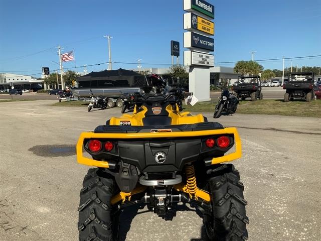 2021 Can-Am Outlander X mr 850 at Jacksonville Powersports, Jacksonville, FL 32225