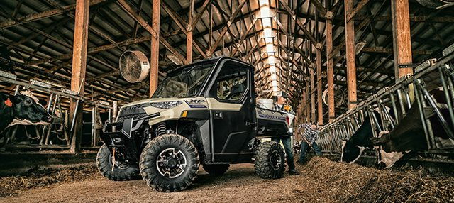 2020 Polaris Ranger XP 1000 NorthStar Premium at Polaris of Baton Rouge
