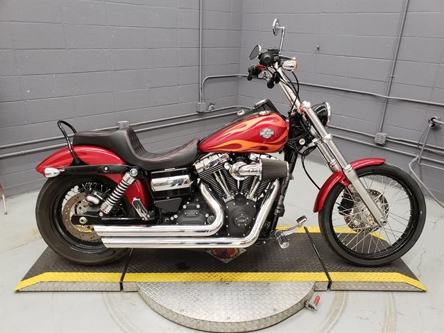 2012 Harley-Davidson Dyna Glide Wide Glide at Big Sky Harley-Davidson