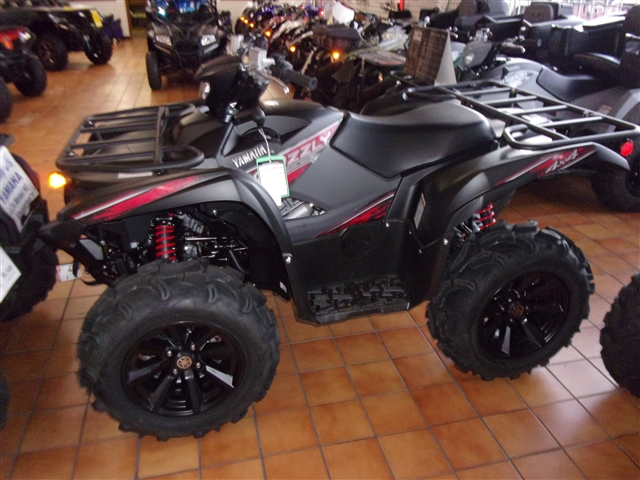 2019 Yamaha Grizzly EPS SE W/ WINCH at Bobby J's Yamaha, Albuquerque, NM 87110