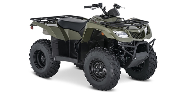 2022 Suzuki KingQuad 400 ASi at Hebeler Sales & Service, Lockport, NY 14094