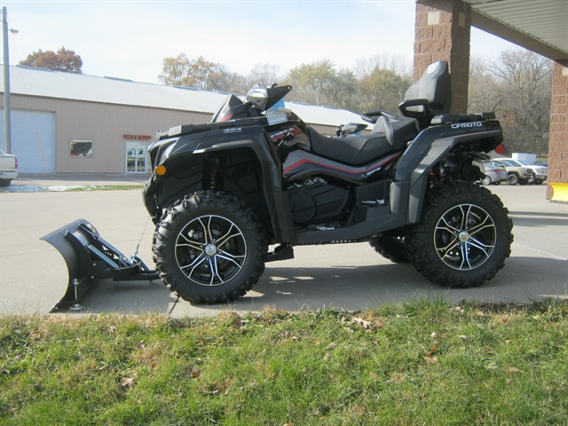 2019 CFMOTO CFORCE W Snow Plow 800 XC at Brenny's Motorcycle Clinic, Bettendorf, IA 52722