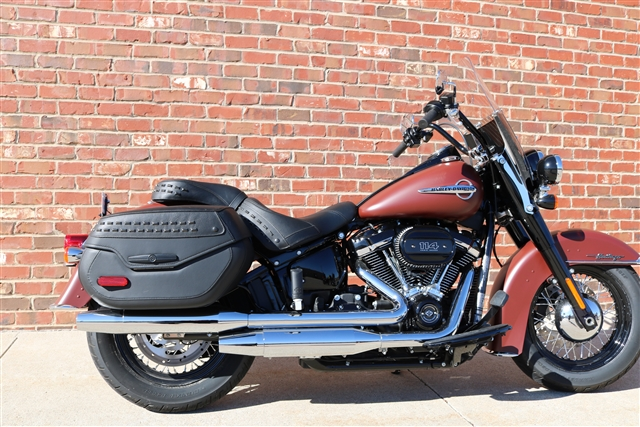2018 Harley-Davidson Softail Heritage Classic 114 at Zylstra Harley-Davidson®, Ames, IA 50010