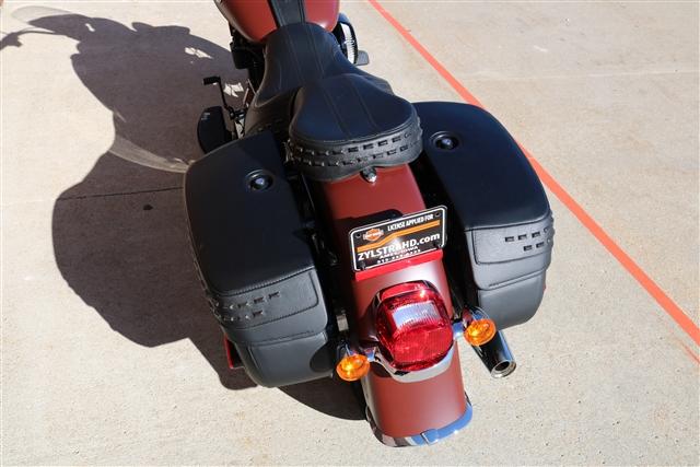 2018 Harley-Davidson Softail Heritage Classic 114 at Zylstra Harley-Davidson®, Ames, IA 50010