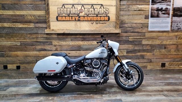 2021 Harley-Davidson Cruiser FLSB Sport Glide at Bull Falls Harley-Davidson