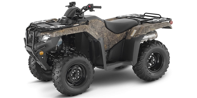 2021 Honda FourTrax Rancher 4X4 Automatic DCT EPS at G&C Honda of Shreveport