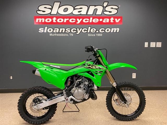 2021 Kawasaki KX 85 at Sloans Motorcycle ATV, Murfreesboro, TN, 37129