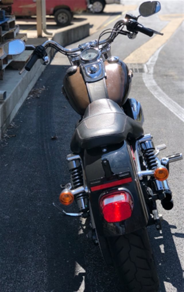 2013 Harley-Davidson Dyna Super Glide Custom 110th Anniversary Edition at Bluegrass Harley Davidson, Louisville, KY 40299
