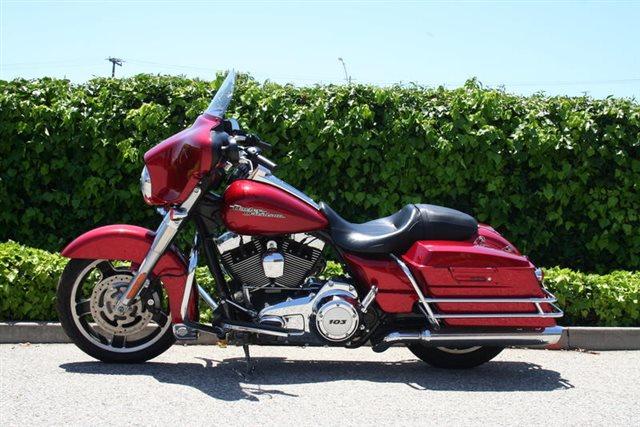 2012 Harley-Davidson Street Glide Base at Ventura Harley-Davidson