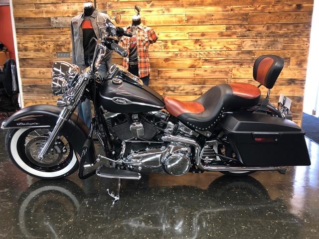 2013 Harley-Davidson Softail Deluxe at Holeshot Harley-Davidson