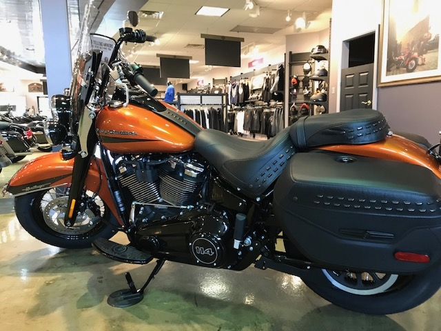 2020 Harley-Davidson Softail Heritage Classic at Carlton Harley-Davidson®