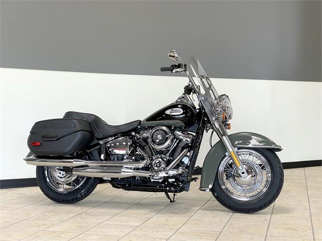 2021 Harley-Davidson Cruiser Heritage Classic at Destination Harley-Davidson®, Tacoma, WA 98424