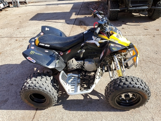 2015 Can-Am DS 90 X at Thornton's Motorcycle - Versailles, IN