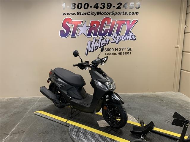2021 Yamaha Zuma 125 at Star City Motor Sports