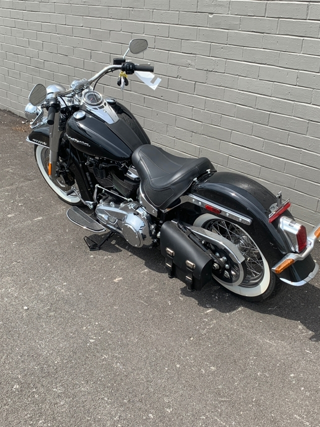 2019 Harley-Davidson Softail Deluxe at Cannonball Harley-Davidson®