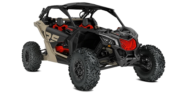 2021 Can-Am Maverick X3 X rs TURBO RR at Campers RV Center, Shreveport, LA 71129