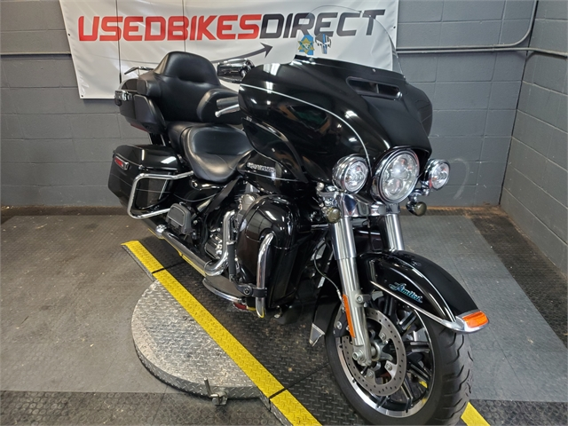 2015 Harley-Davidson Electra Glide Ultra Limited at Used Bikes Direct