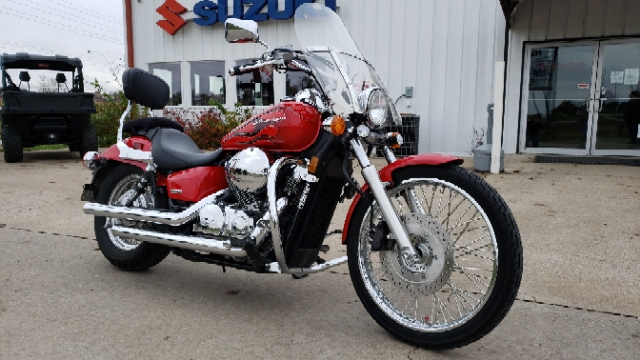 2007 Honda Shadow Spirit 750 C2 at Lincoln Power Sports, Moscow Mills, MO 63362