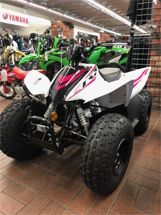 2021 Honda TRX 90X at Wild West Motoplex