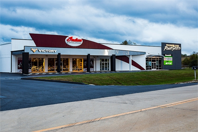 2022 Triumph Street Twin Base at Youngblood RV & Powersports Springfield Missouri - Ozark MO