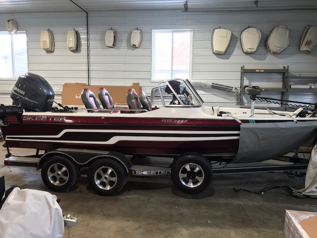 2013 Skeeter Multi-Species Series MX2025 at Boat Farm, Hinton, IA 51024