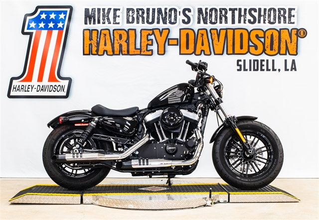 2017 Harley-Davidson Sportster Forty-Eight at Mike Bruno's Northshore Harley-Davidson