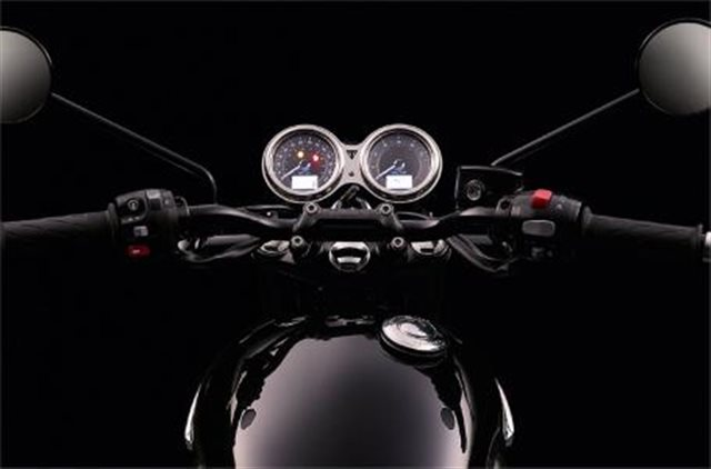 2019 Triumph Bonneville T120 Base at Stu's Motorcycles, Fort Myers, FL 33912