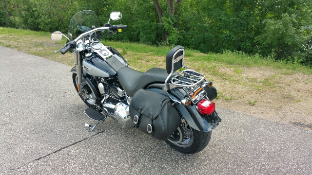 2012 Harley-Davidson Softail Fat Boy at Harley-Davidson® Shop of Winona, Winona, MN 55987