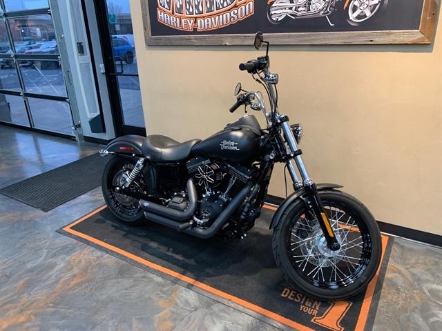 2016 Harley-Davidson Dyna Street Bob at Vandervest Harley-Davidson, Green Bay, WI 54303