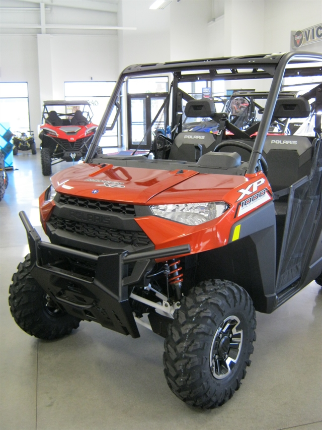 2020 Polaris Ranger XP 1000 Premium at Brenny's Motorcycle Clinic, Bettendorf, IA 52722
