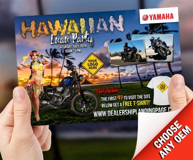 2018 Summer Hawaiian Luau Powersports at PSM Marketing - Peachtree City, GA 30269