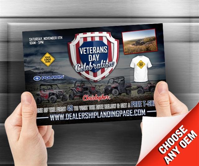 2019 Fall Veterans Day Powersports at PSM Marketing - Peachtree City, GA 30269
