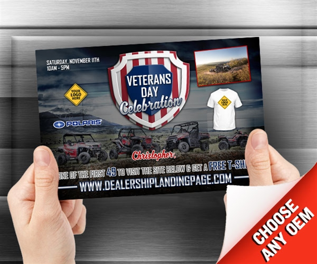 2019 Fall Veterans Day Powersports at PSM Marketing - Peachtree City, GA 30269