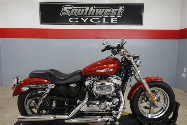 2014 Harley-Davidson Sportster 1200 Custom at Southwest Cycle, Cape Coral, FL 33909