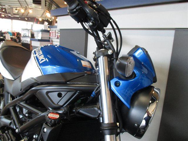 2018 Suzuki SV 650 at Rod's Ride On Powersports, La Crosse, WI 54601