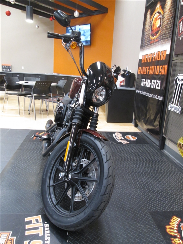 2019 Harley-Davidson Sportster Iron 1200 at Hunter's Moon Harley-Davidson®, Lafayette, IN 47905