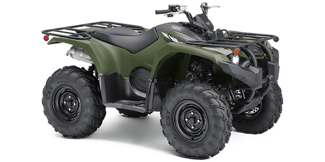 2021 Yamaha Kodiak 450 at Van's Motorsports